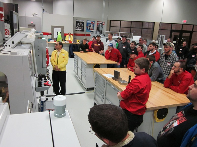 Haas Technical Education Center Network